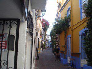 Marbella centro viviendas