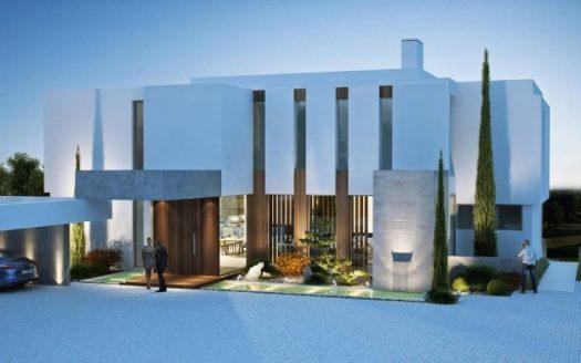 Magnifica villa a la venta en Marbella.