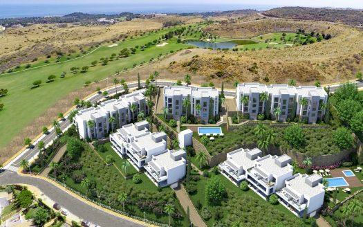 Magníficos apartamentos y áticos  en venta en Mijas