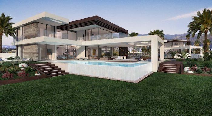 Compra de Villas de lujo en Marbella